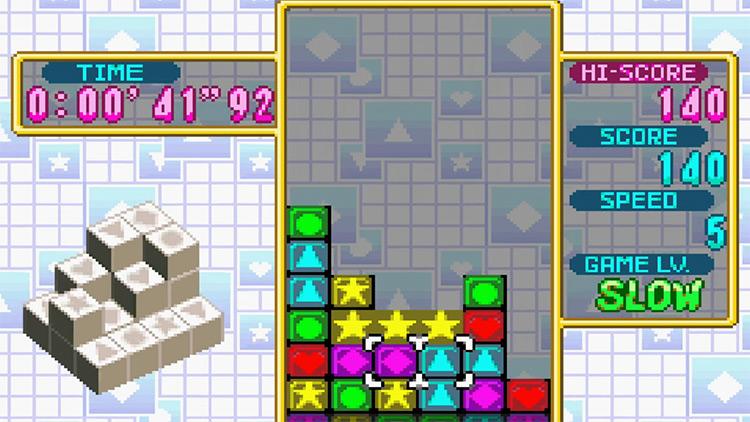 Dr. Mario & Puzzle League GBA screenshot