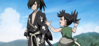 Dororo anime screenshot preview