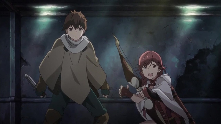 Grimgar: Ashes and Illusions anime