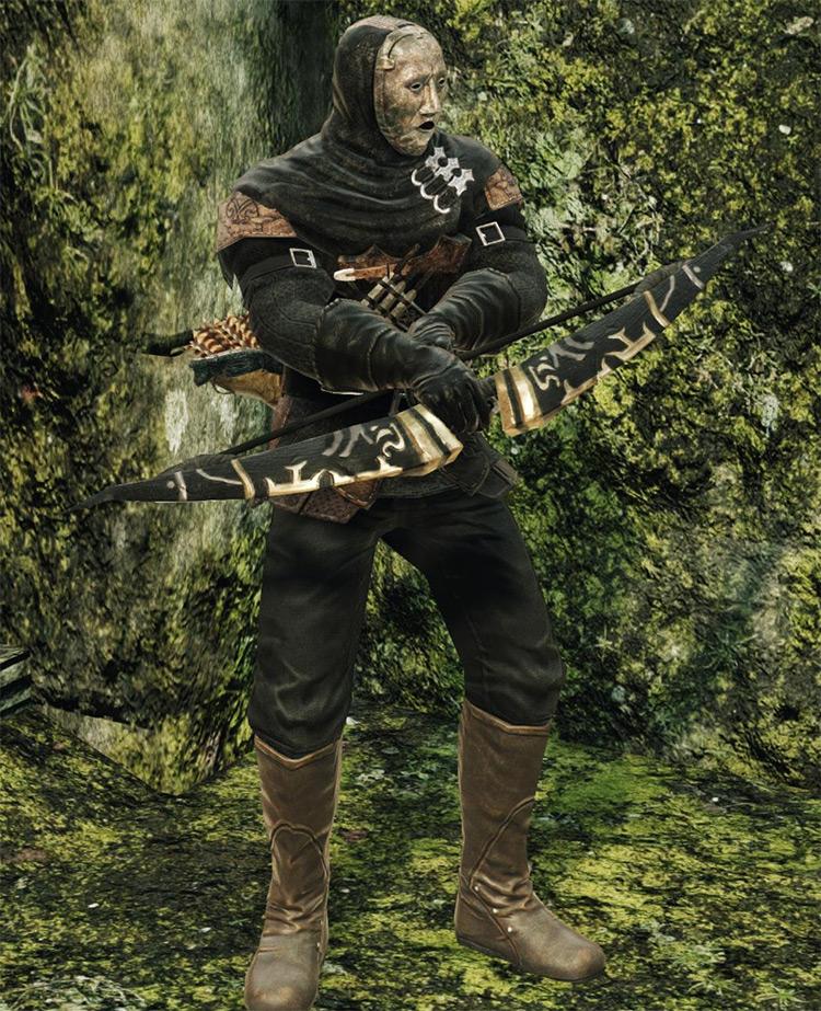 Dragonrider Bow DS2 screenshot