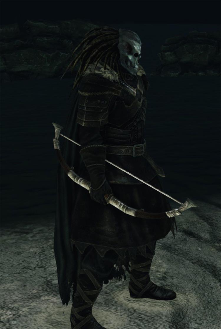 Sea Bow dark screenshot from DS2