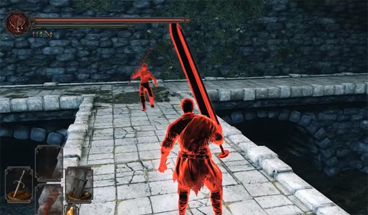 Crypt Blacksword DS2 weapon