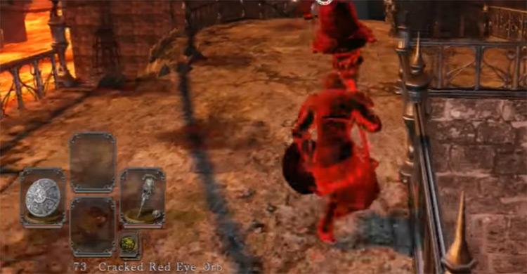 Sacred Chime Hammer in Dark Souls 2