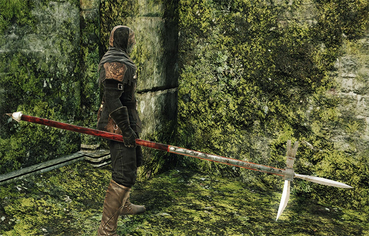 Lucerne weapon preview from DS2