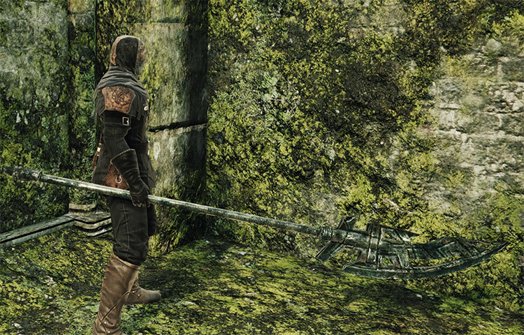 Old Knight Pike weapon in DS2