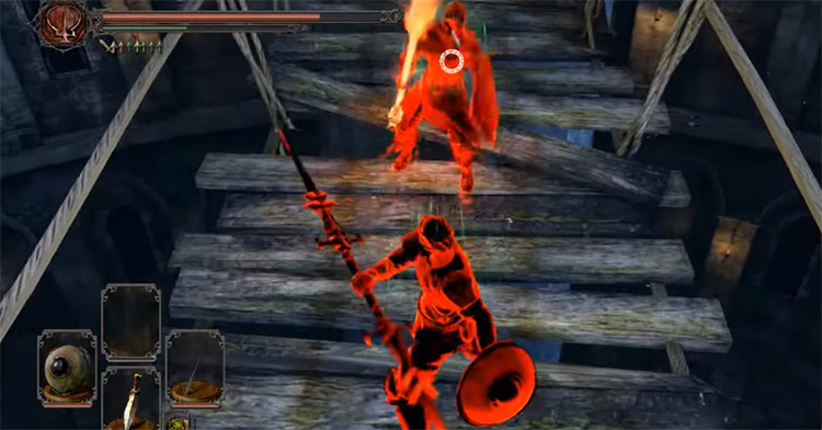 Stone Twinblade weapon in DS2