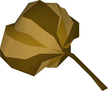 Royal Seed Pod OSRS render
