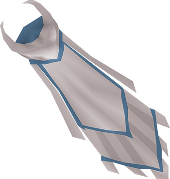 Mythical Cape render in OSRS