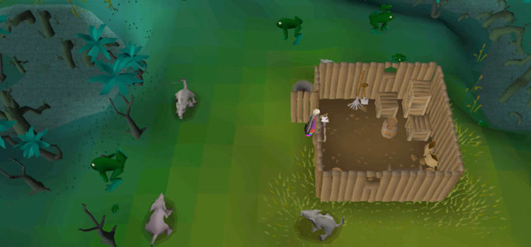 Best Mid-Level Quests in Old School RuneScape (Ranked)