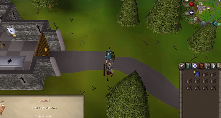 Hero's Quest from OSRS