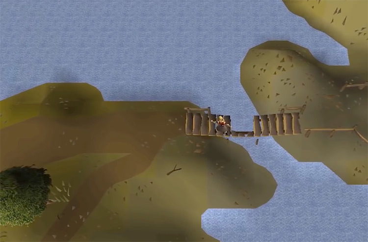 Horror from the Deep quest in OSRS