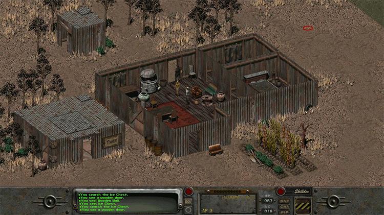 Fallout 2 video game screenshot