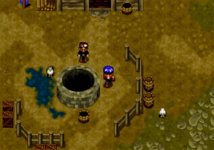 Wild ARMs 1 gameplay on PlayStation