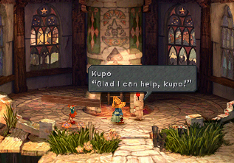 Final Fantasy IX for PSX