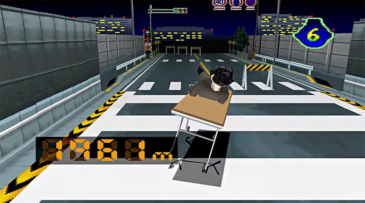 Incredible Crisis PSX gameplay