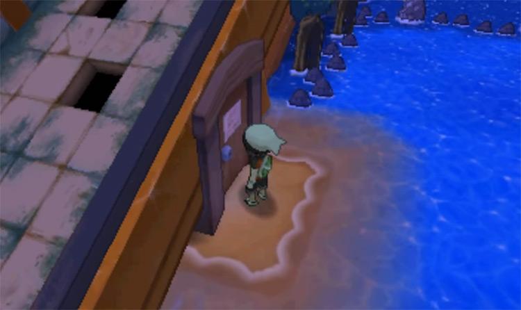 TM13 location near Mauville in Pokemon ORAS