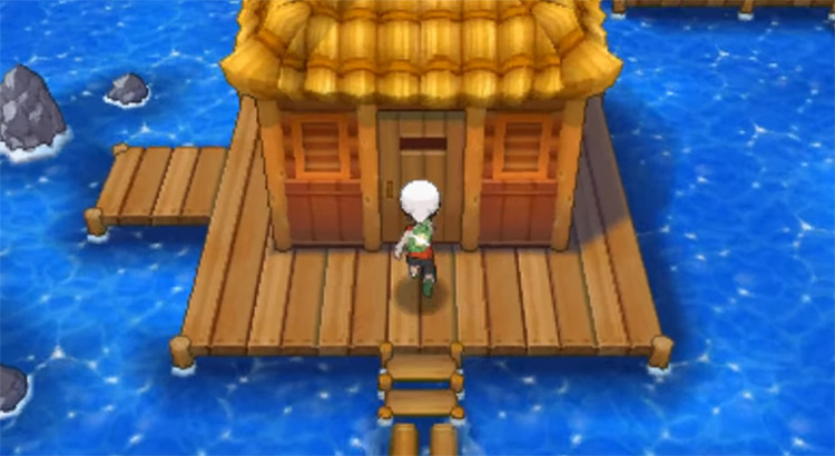 TM27 location Pacifidlog Town in Pokemon ORAS