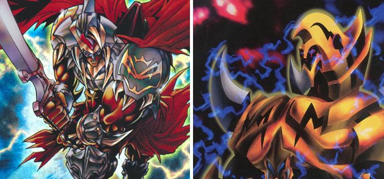 Gilford The Lightning & Fiend Megacyber YGO