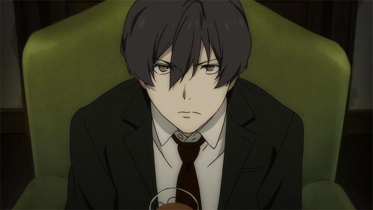 Angelo Lagusa from 91 Days anime