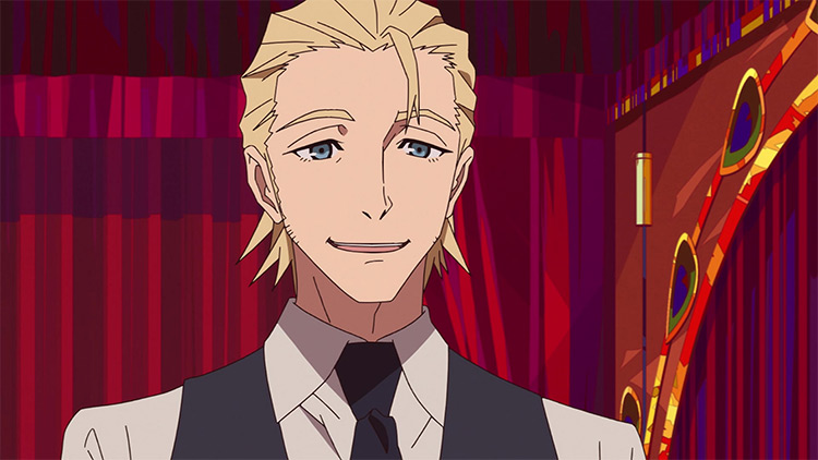 Laurent Thierry from Great Pretender anime