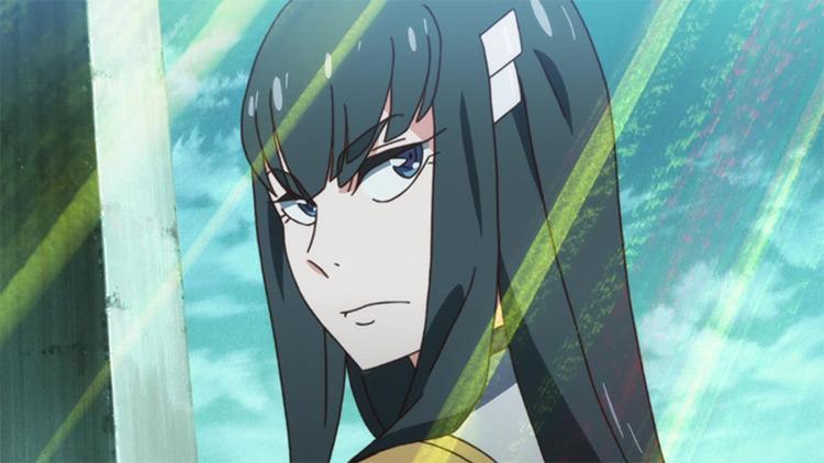 Satsuki Kiryuuin from Kill la Kill anime