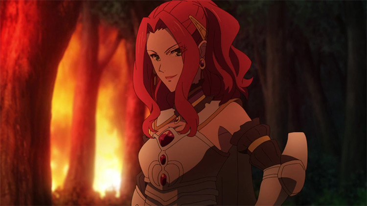 Malty Melromarc from The Rising of the Shield Hero anime