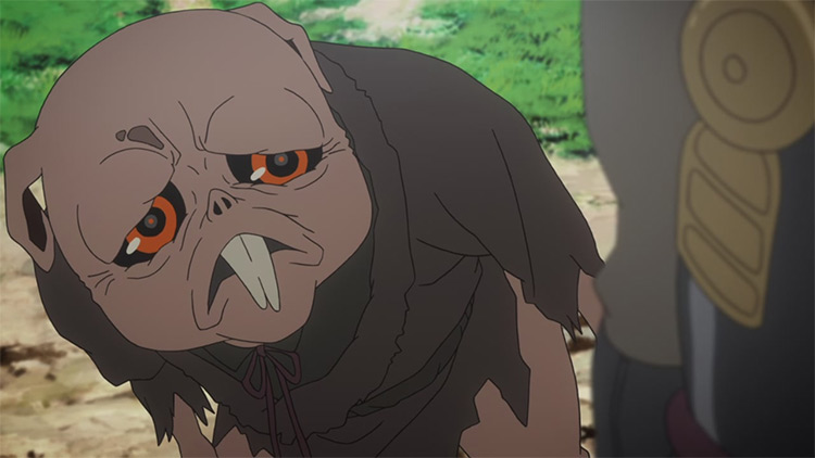Squealer From The New World anime