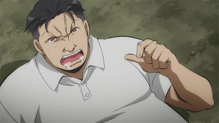 Akira Takaoka from Assassination Classroom anime