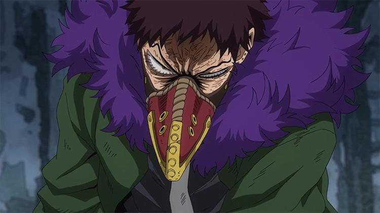 Overhaul in My Hero Academia anime