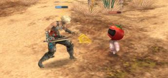 Final Fantasy XII on PS2 / Rogue Tomato Screenshot