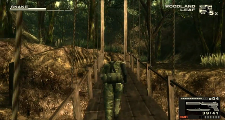 Metal Gear Solid 3: Subsistence for PS2