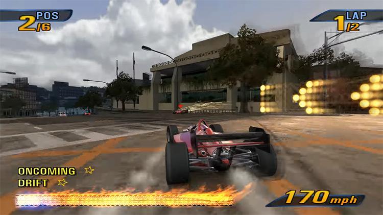 Burnout 3: Takedown PS2 screenshot