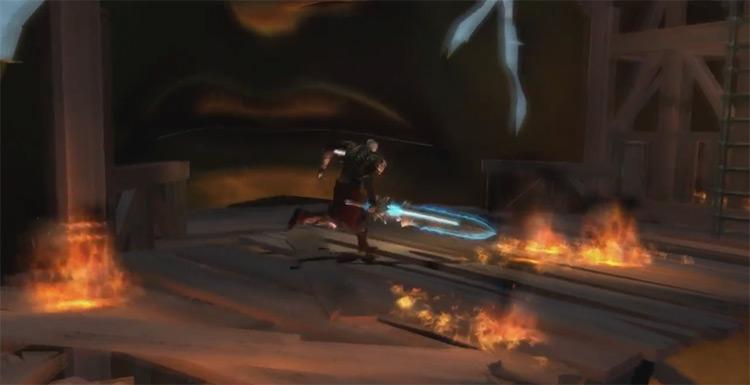 God of War 2 PS2 screenshot