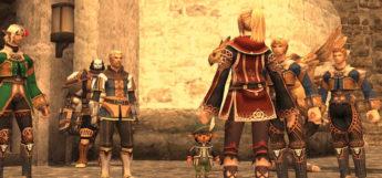 FFXI Dancer questline screenshot / HD