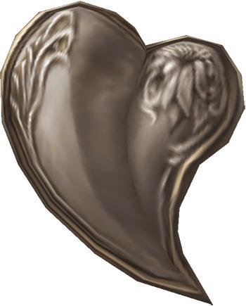 Zodiac Escutcheon shield in FF12
