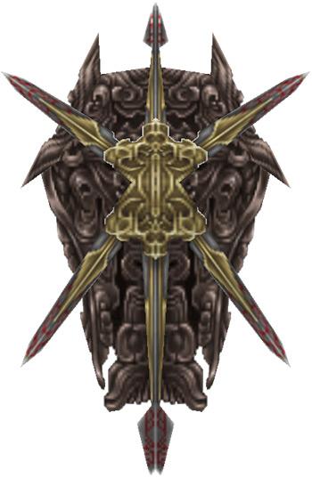 Ensanguined Shield FF12 render