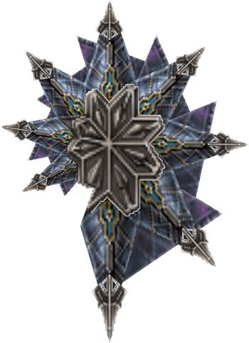 Ice Shield render in FF12
