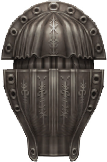 Shell Shield render from FF12