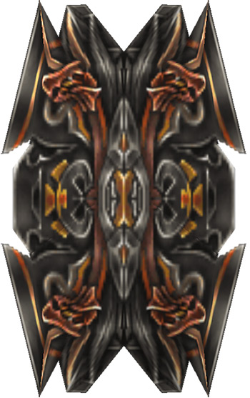 Dragon Shield FF12 render
