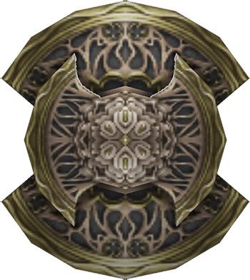 Venetian Shield render from FF12