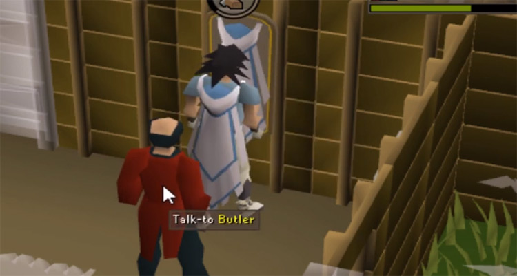 Mounting mythical capes in OSRS