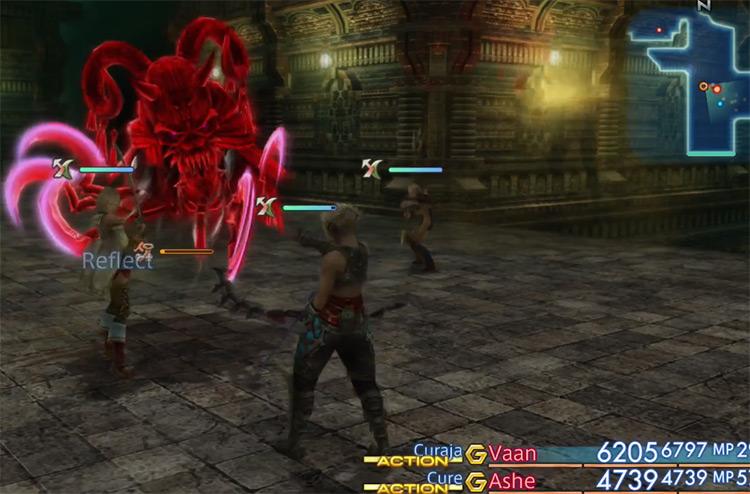 Deathscythe screenshot in FFXII HD