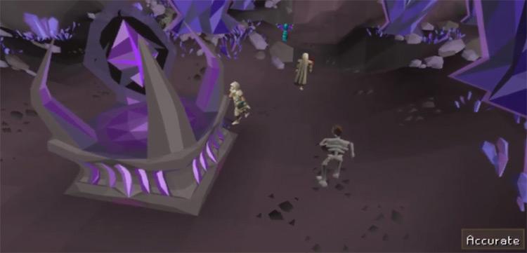 Soul Runecrafting screenshot from OSRS