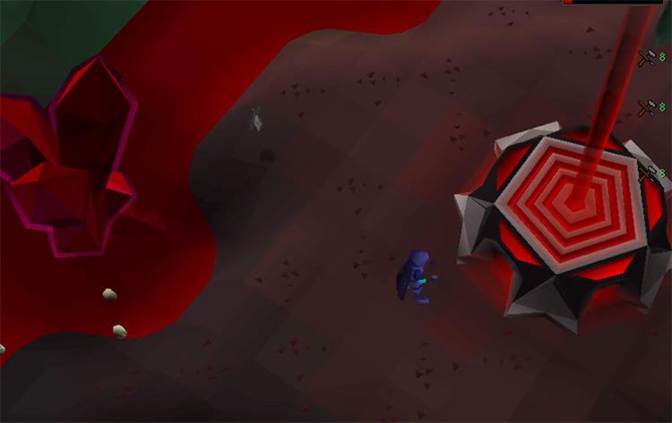 Blood Runecrafting screenshot in OSRS
