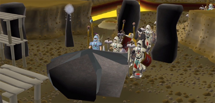 Ourania Altar for Runecrafting in OSRS