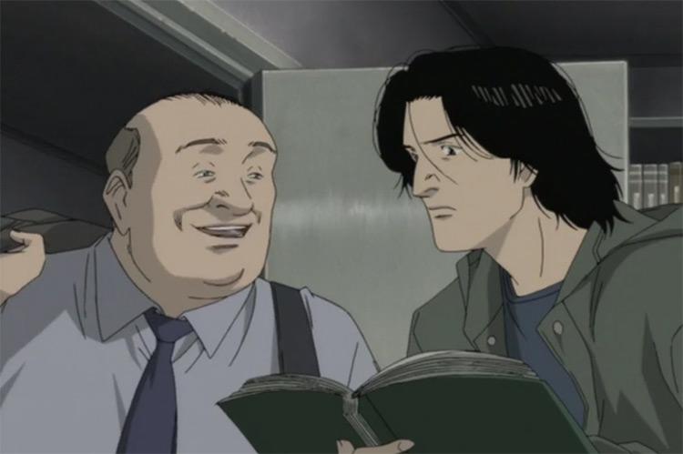 Monster anime screenshot