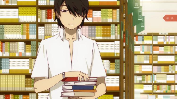 The Monogatari Series anime