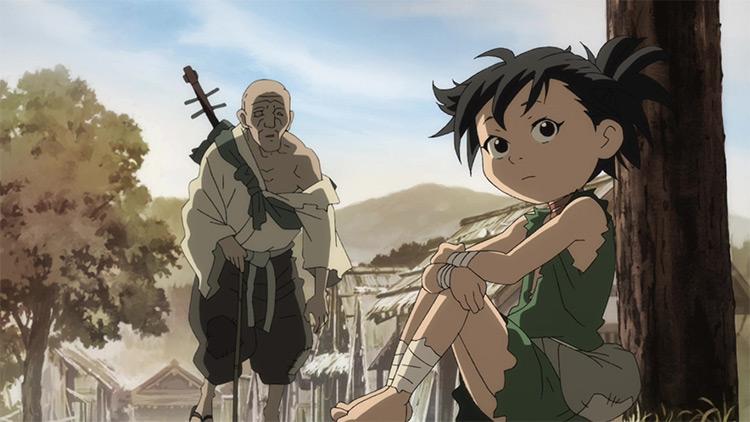 Dororo anime screenshot