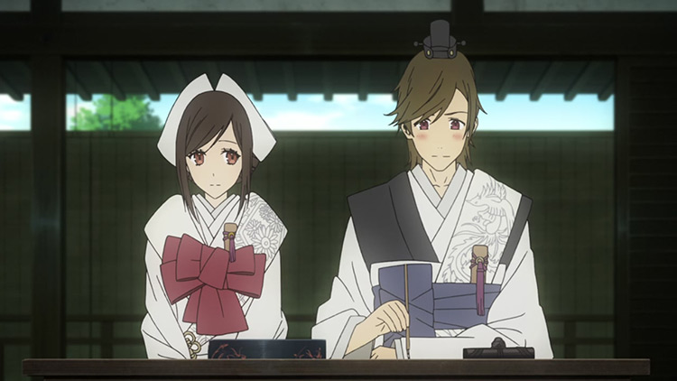 From the New World anime