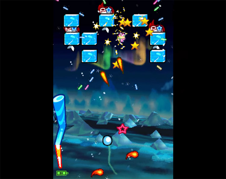 Big Bang Mini NDS gameplay
